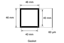 Education Cell Gasket