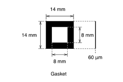 Test Cell Gasket